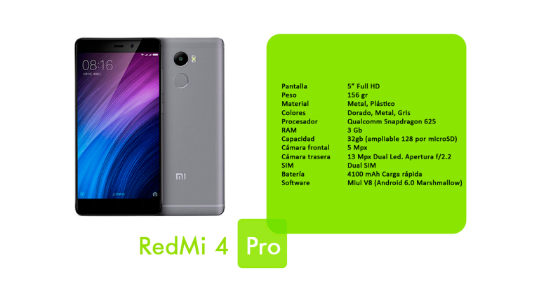 Redmi 4 MyFuturShop