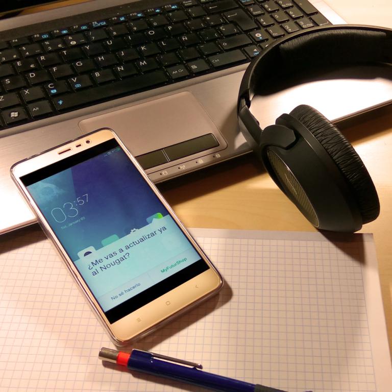 Actualización Android Nougat