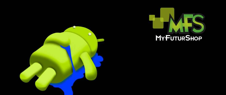 Virus datos bancarios Android