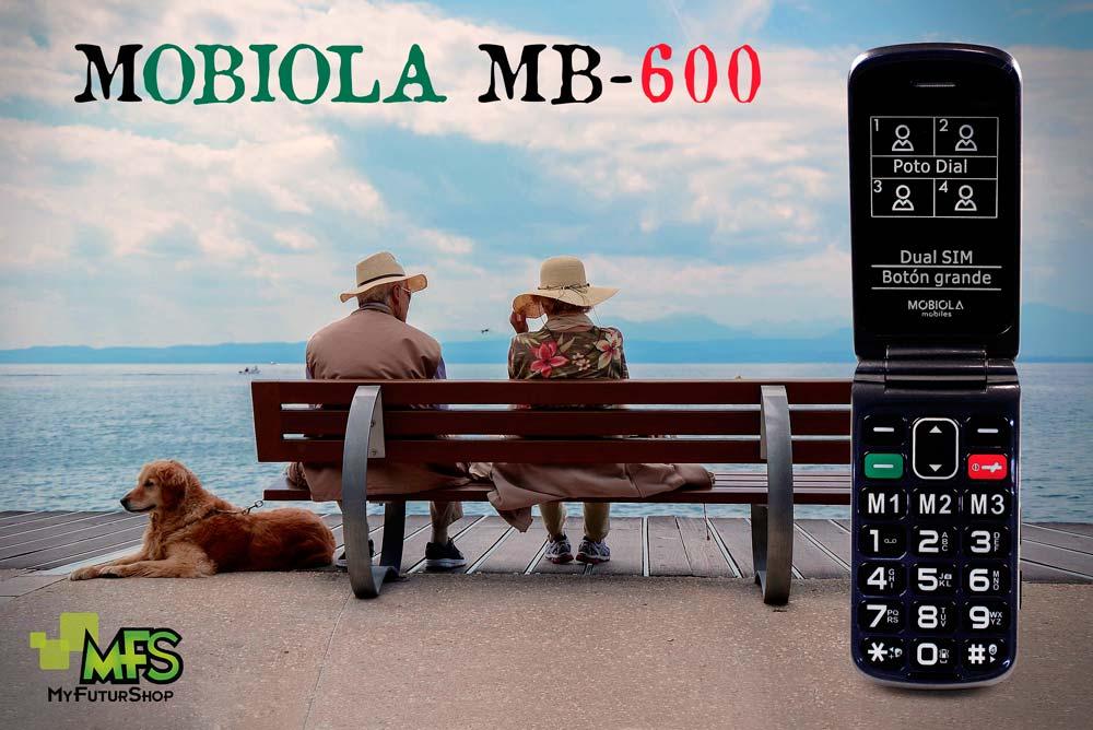 Mobiola MB600 en MyFuturShop