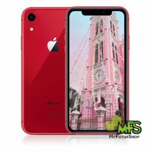 iPhone XR Rojo