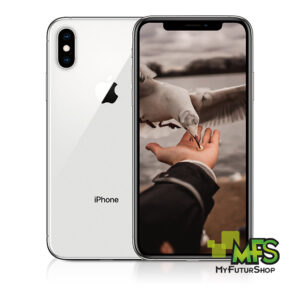 iPhone XS Plata